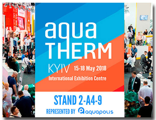 Fairland Full-inverter pool heat pump will be presented at Aqua-Therm Kyiv by Aquapoli - fairland