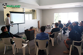 Fairland Technical Training in Australia Won High Praise from Business Partners - Fairland R32 Full Inverter Pool Heat Pump Manufacturer and Supplier