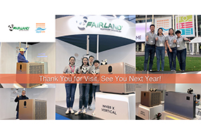 Fairland Patented Inver-X & Full-inverter Series Won Reputation at Aquanale 2019  - Fairland R32 Full Inverter Pool Heat Pump Manufacturer and Supplier