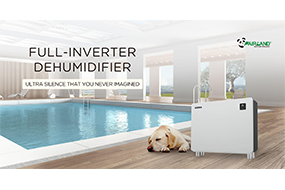 Fairland Full-inverter Dehumidifier: Ultra Silence That You Never Imagined  - Fairland R32 Full Inverter Pool Heat Pump Manufacturer and Supplier