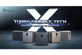 Discover Fairland TurboSilence Tech Applied on Pool Heat Pump - Fairland R32 Full Inverter Pool Heat Pump Manufacturer and Supplier