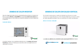 <b>Fairland INVERX powered by TurboSilence tech Selected as one of BEST HEAT PUMP 2020 by Spanish Media La Web de las Piscinas</b> - Fairland R32 Full Inverter Pool Heat Pump Manufacturer and Supplier